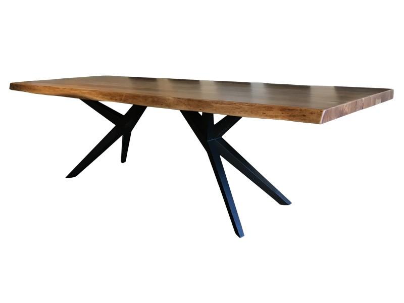 Corcoran Table ZEN-108-A + ZL-AIR - Live edge table