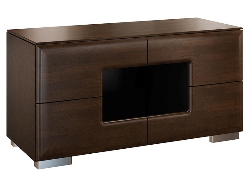 Mebin Rossano Storage Cabinet Oak Notte - High-quality European furniture