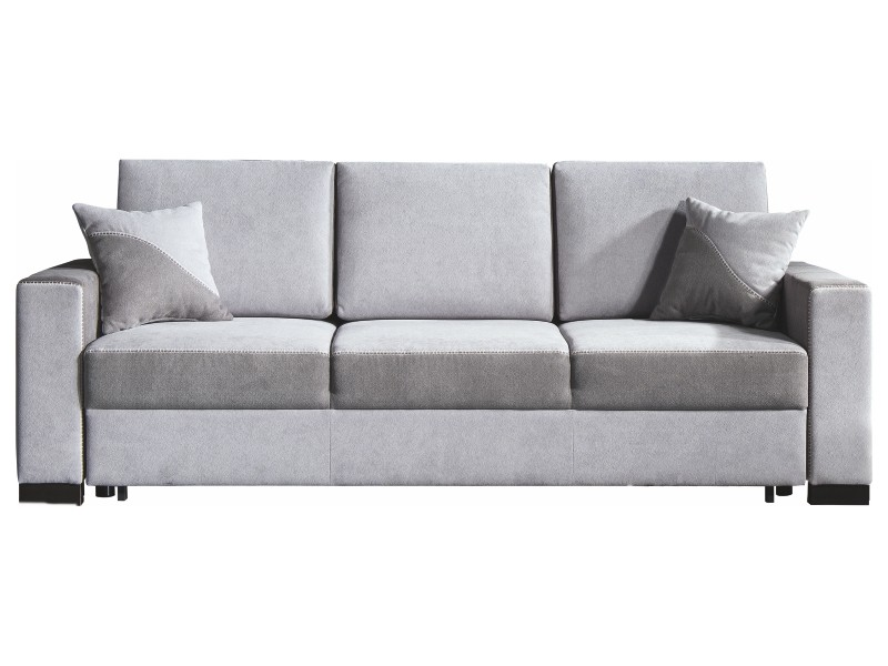 Libro Sofa Markus 3FBA - Sofa bed with ample storage