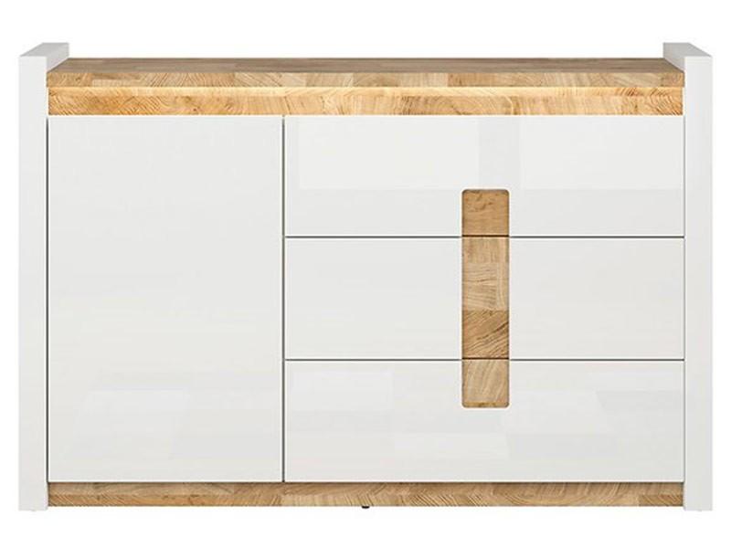 Alameda 1 Door 3 Drawer Dresser - For a modern living room