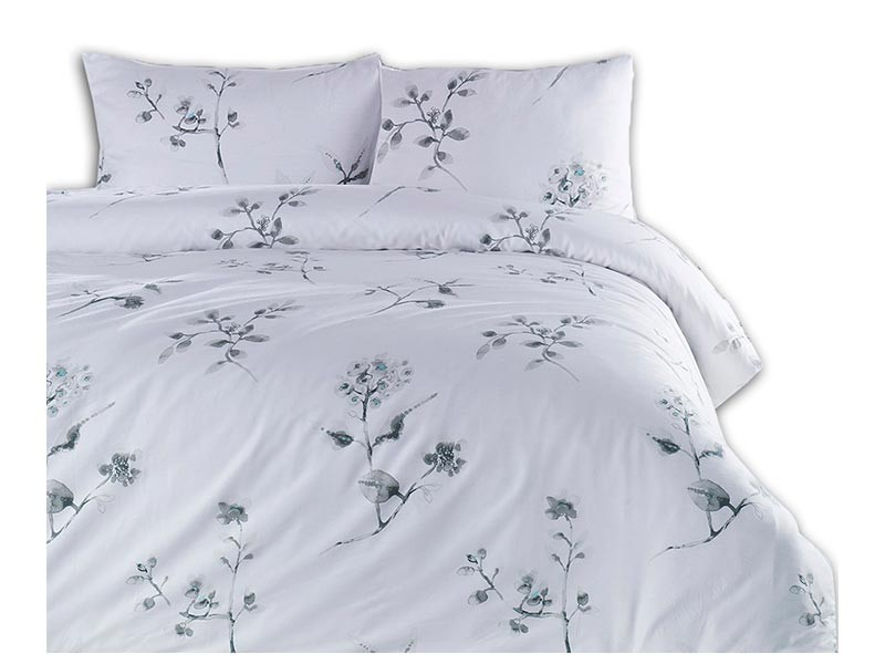 Darymex Cotton Duvet Cover Set - Netherland Grey - Europen made