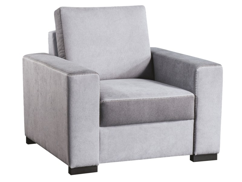 Libro Armchair Markus - Armchair with adjustable back cushion