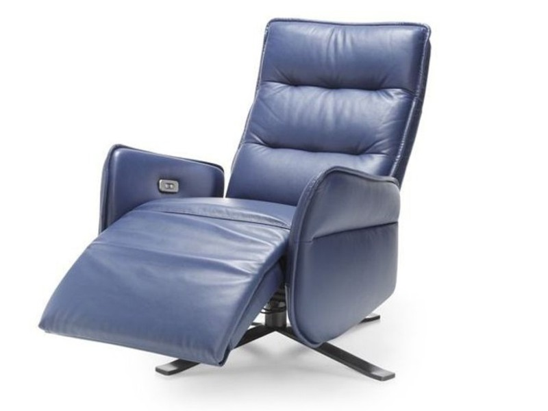 Gala Collezione Power Recliner Chair Res With Battery - Swivel recliner with battery