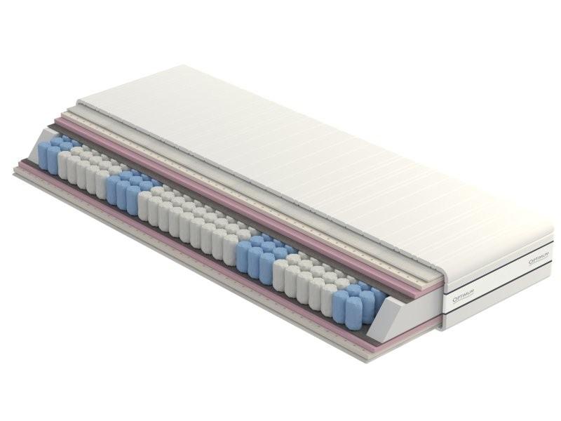 Optimum Mattress Agat H3 - Zoned pocket coils