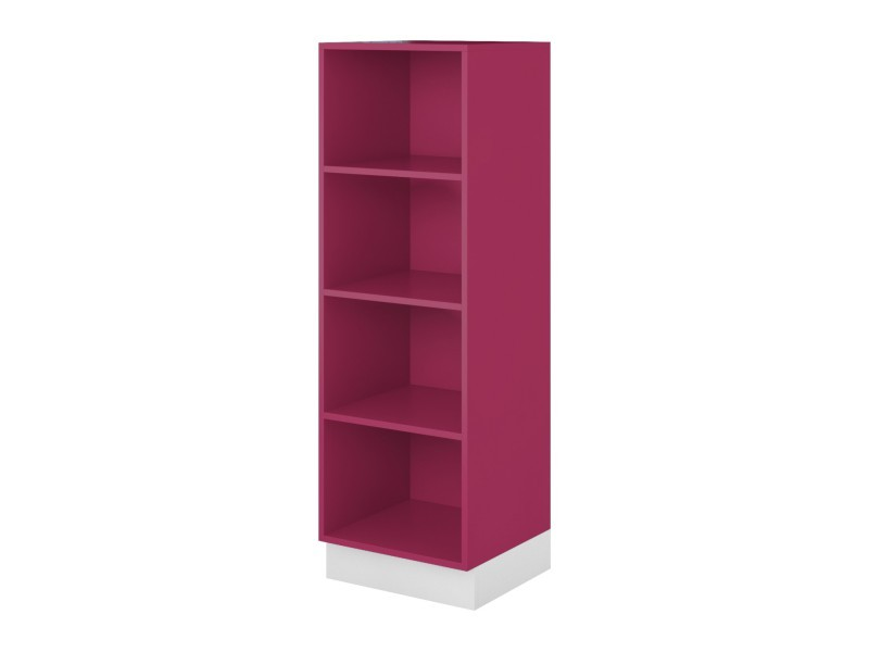 Lenart Medium Cabinet Yeti Y-04 - Medium height bookcase.