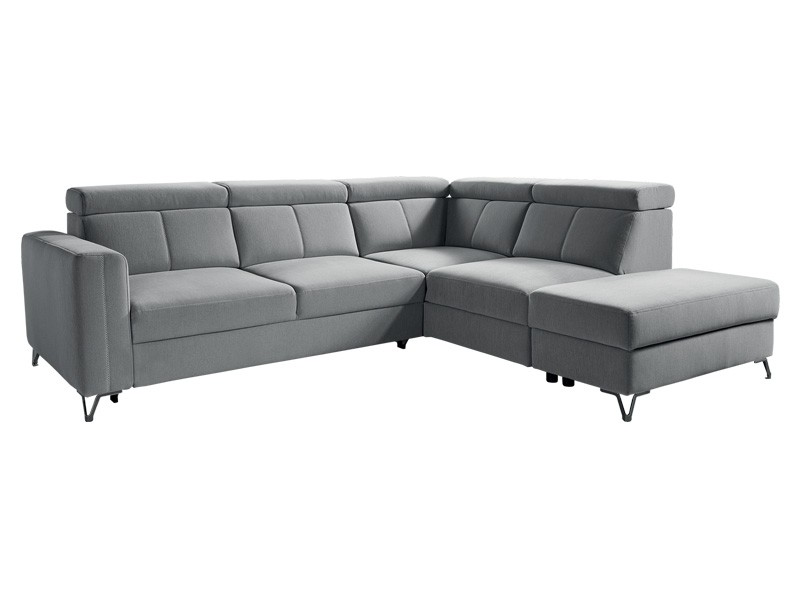 Libro Sectional Elbrus 2FL-EBKR-HOBK50R - Sectional with bed and storage