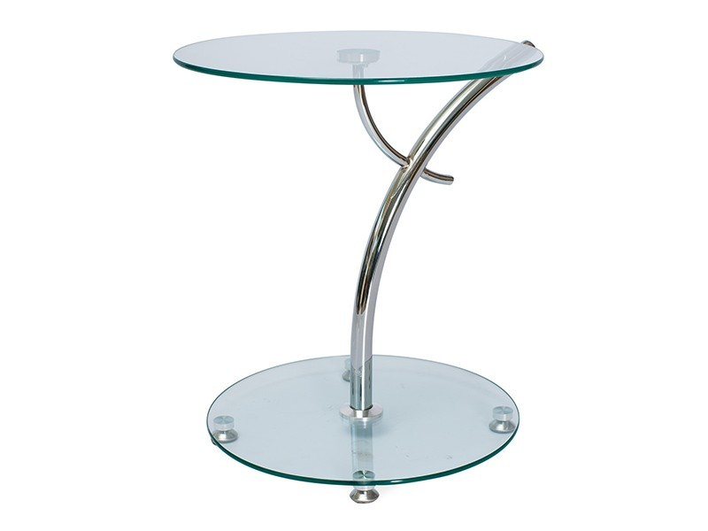 Iris Side Table  - Versatile and compact piece