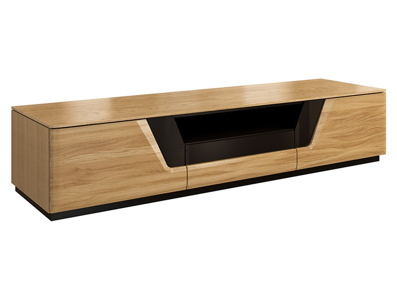 Mebin Smart Tv Stand Maxi Natural Oak - Furniture of the highest quality